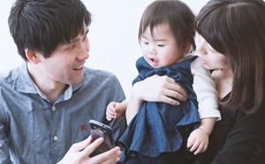 おしゃれな家族写真仙台1 works