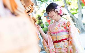 和装で婚礼02 works