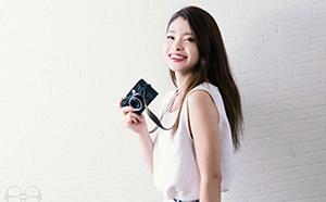 カメラ女子02 works